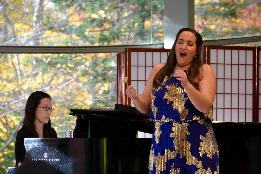 Heida Hermann's International Vocal Competition, 2016