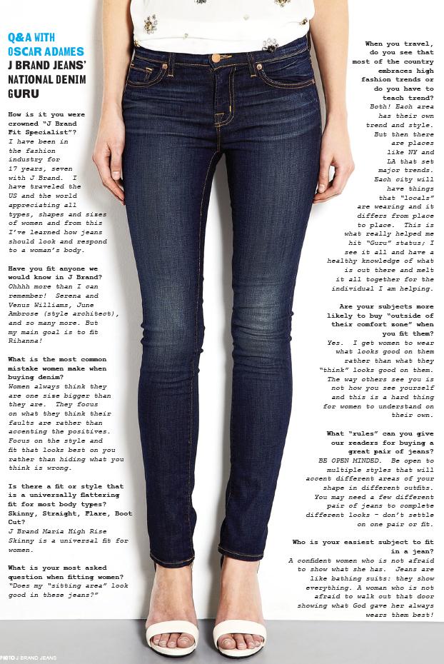 602a58981d37e Q A with Oscar Adames  J Brand Jeans  US Denim Guru — MADE Paper
