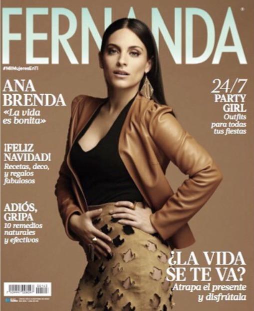 Veintitantos Cover Magazine December 2015