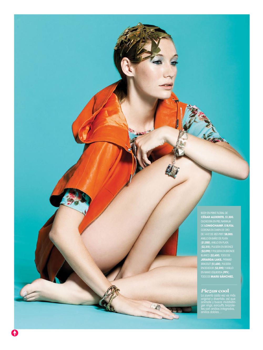 Fernanda Magazine, May 2014