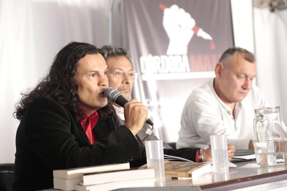 Gustavo Forero en el Córdoba Mata 2015