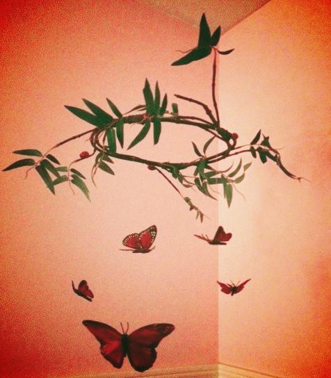Butterflies & Ladybugs...