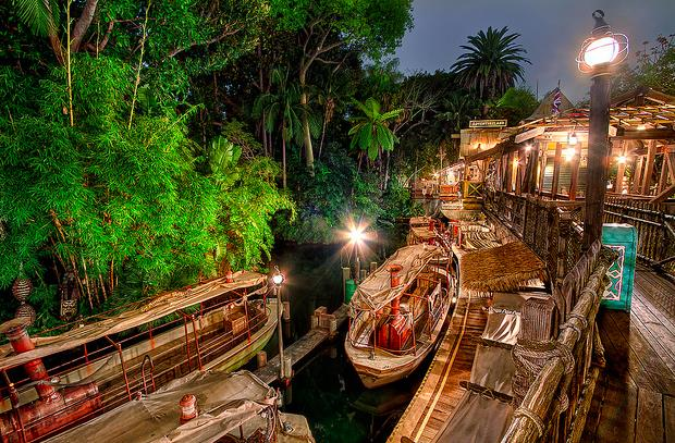 Welcome To The Jungle Cruise... — Cass & Merlune: Quirky ...