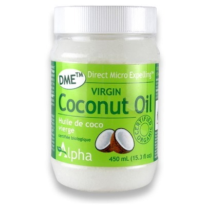 Alpha Health Coconut Oil: Cass & Merlune