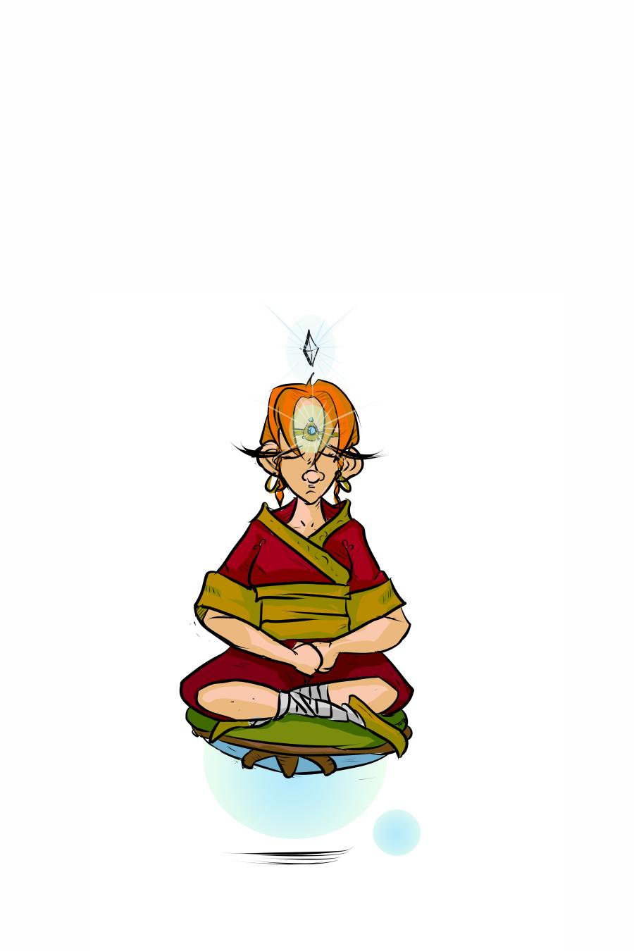 Gnome Monk