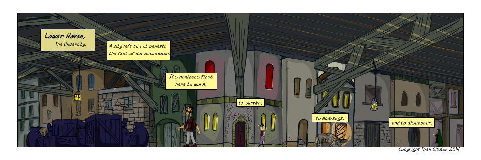 Strip 1 - Click the image for a larger view!