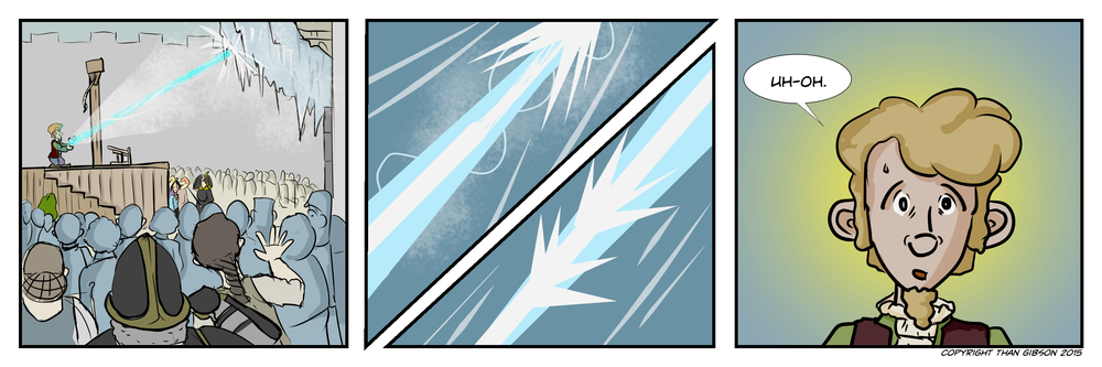A Chronicle of Thieves - Chapter 2, Strip 14