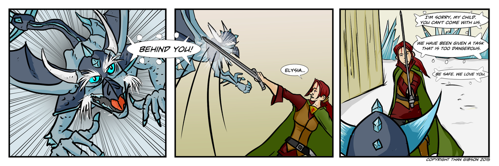 A Chronicle of Thieves - Chapter 2, Strip 18