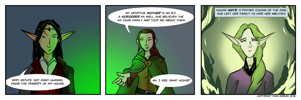 CHRONICLE: A CHRONICLE OF THIEVES - CHAPTER 3, STRIP 7