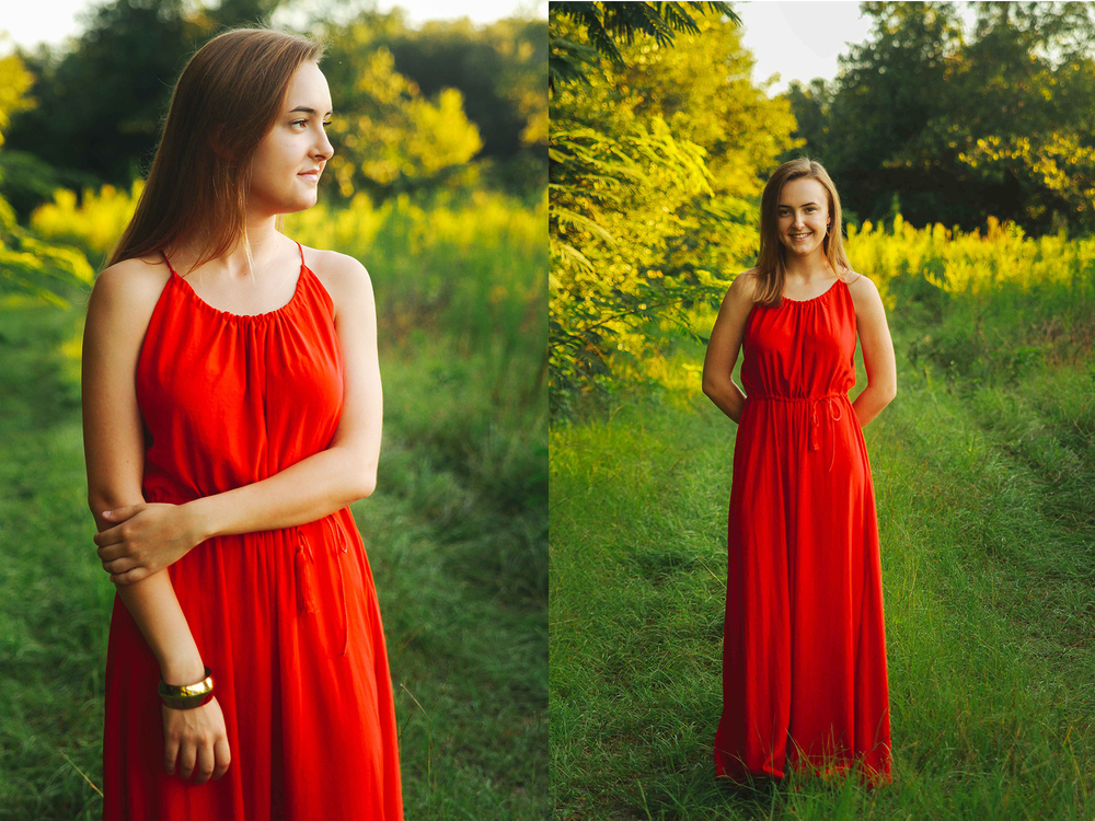outdoor portraits red dress .jpg