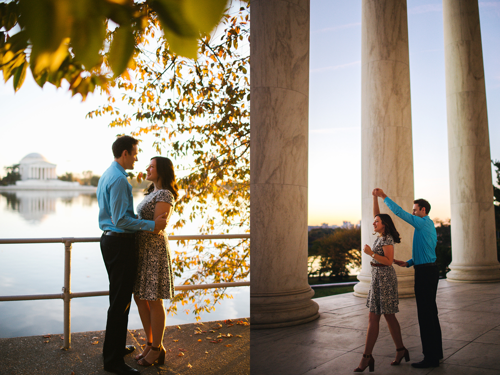 jefferson memorial fall couple engagement.jpg