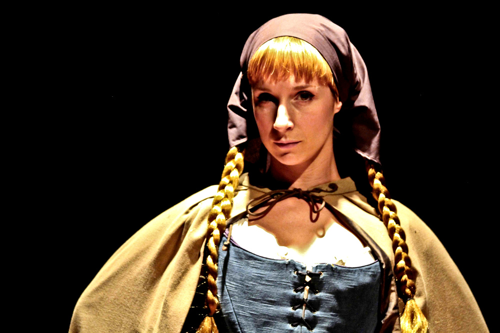 "Rachel in ""Richard the First: Part 1"""