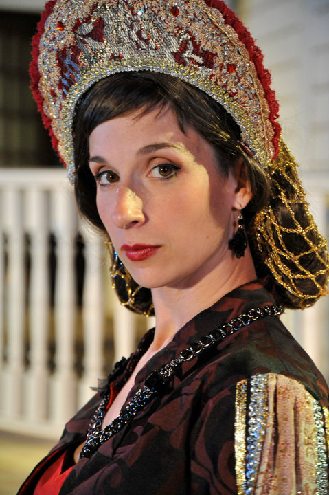 "Lady Capulet in ""Romeo and Juliet"""