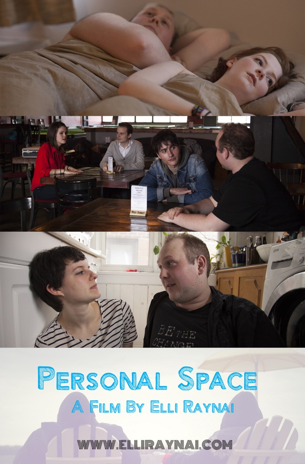 personal space poster
