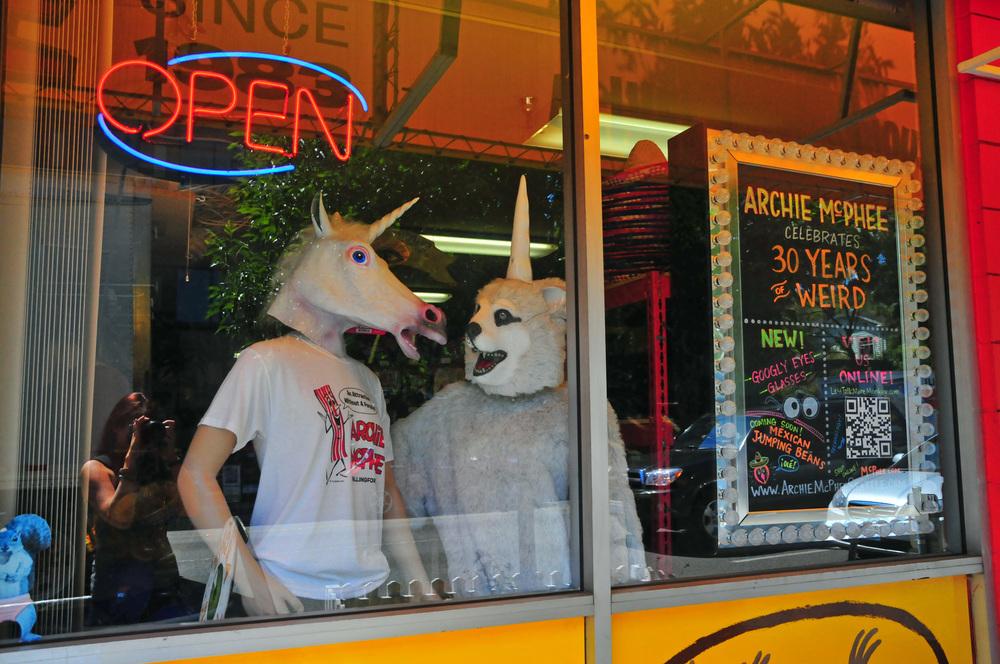 Archie McPhee's, Seattle, WA