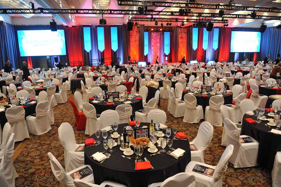 2013 Canada's Sports Hall of Fame Induction Ceremony, Toronto CANADA