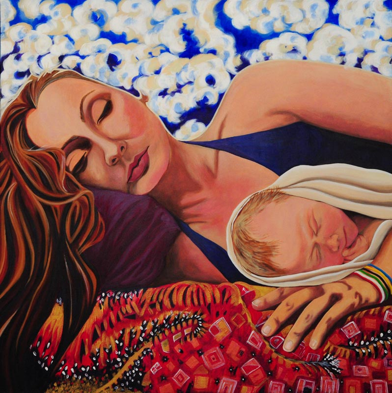 2006 Mother and Child