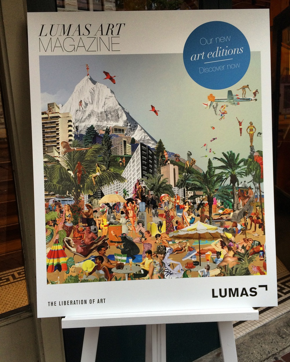LUMAS Photographic Art Gallery - Gastown in Vancouver, BC