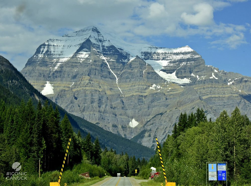 Mt. Robson Summer 2016 | photo Brandy Saturley
