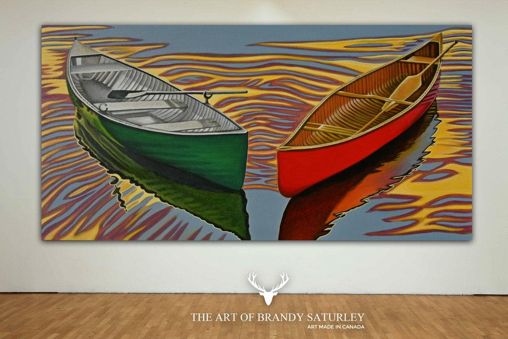 canoespaintingcanada