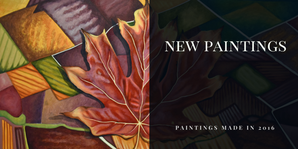 New Canadian paintings