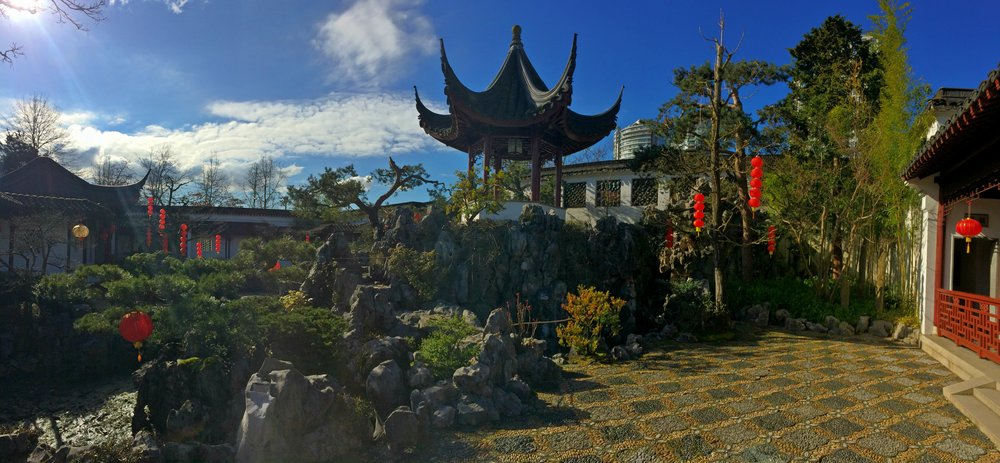 Dr. Sun Yat Sen Classical Chinese Gardens