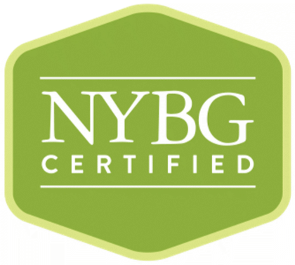 New York Botanical Garden certified.  nybg.org