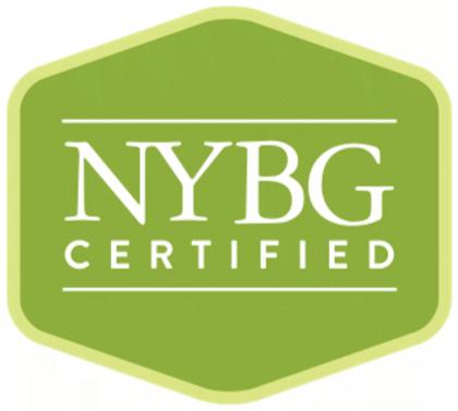New York Botanical Garden certified.  nybg.org