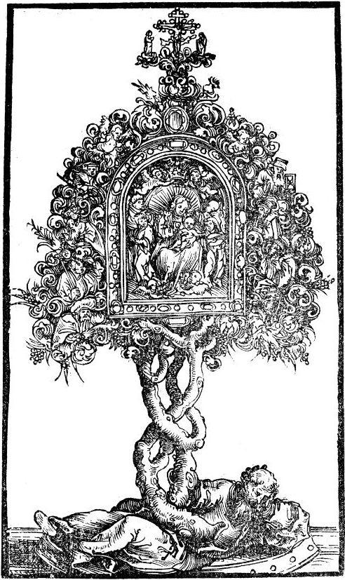 Hortulus Animae Tree