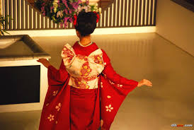 Another popular traditional Japanese garment is called a happi.  A happi is a coat with long sleeves that is normally made of cotton.