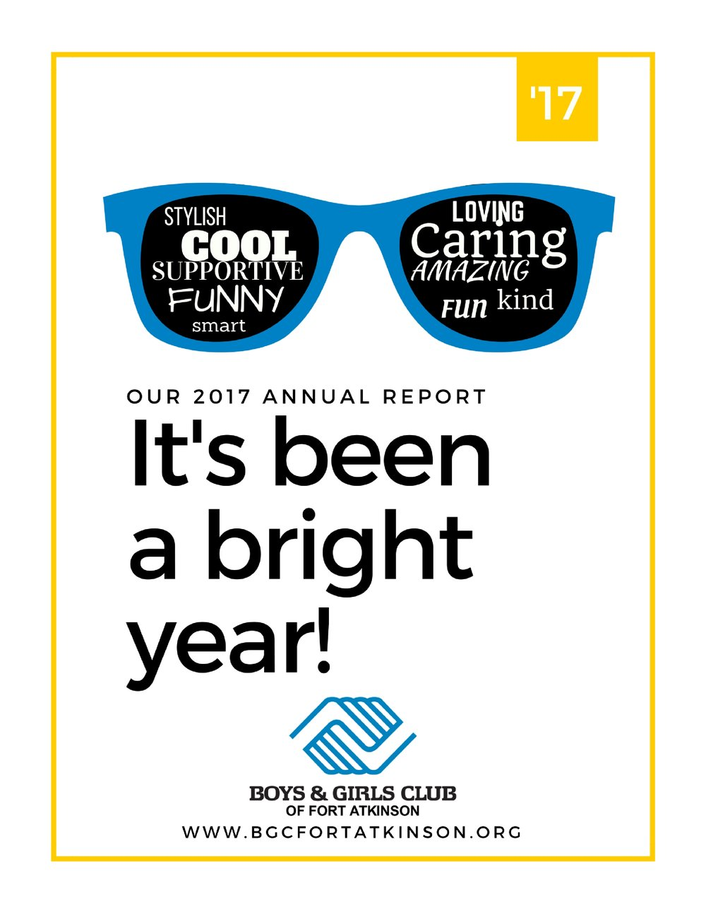Annual Report Boys Girls Club Of Fort Atkinson