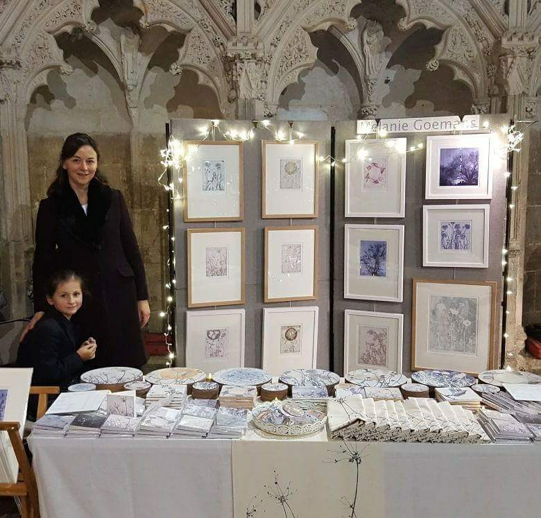 Ely Cathedral Christmas Fair 2017