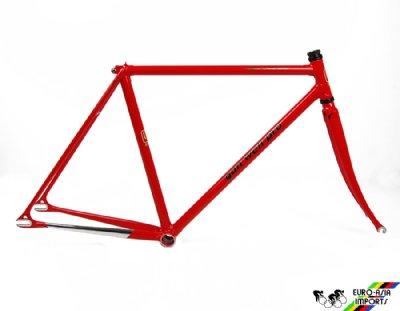 Frameset: Gan Well Pro NJS — LA Brakeless Bicycles