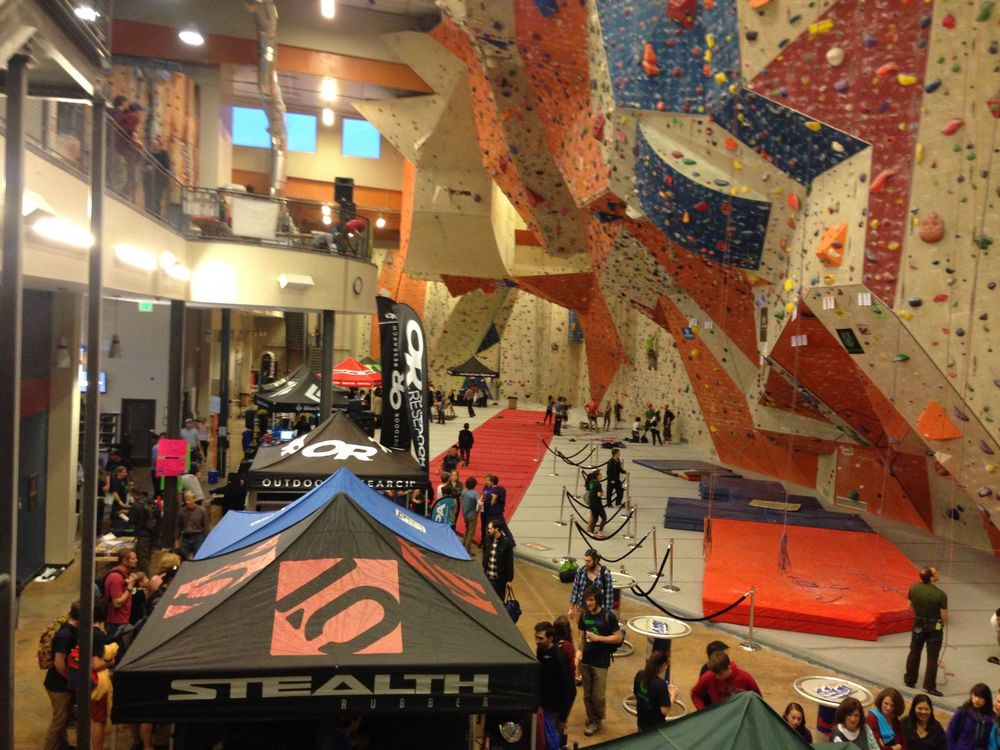 Photo from DPM Climbing (Click here to read DPM article about Rock & Rave)