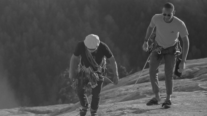 Tom Frost Documentary- with legendary climber Doug Robinson