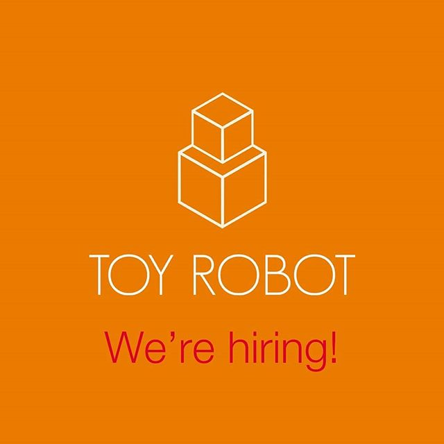 "Toy Robot Media is looking for someone to join our team here in Pasadena.  We're looking for a talented graphic designer with commercial experience, who would enjoy training up to be a world-class presentation designer. Have a look at our website to get a good overview of the projects we work on. The role would specifically be helping us with our PowerPoint and Keynote projects, but would expand to help with all other design parts of our business. Training would be supplied and domestic travel could be fairly regular.  If you or anyone you know would be interested, please go to the Contact Us page on our website and put ""Presentation Designer Application"" in the subject line."