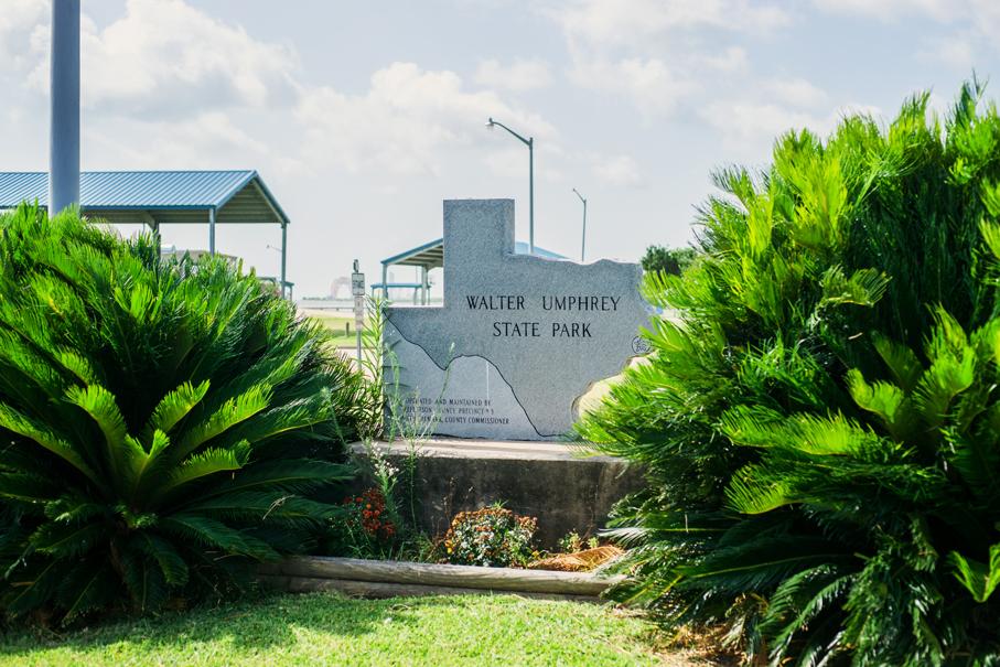 William Umphrey State Park in Port Arthur, TX