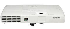 EB-1751  - XGA - 2600 ansi lumens - Ultra portátil: Peso de 1.7 Kg - HDMI - USB display: 3 em 1    BROCHURA