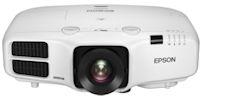 EB-4850WU  - WUXGA - 4000 ansi-lumens - Lente com grande ângulo de rotação - Vasta gama de zoom - Função de ecrã dividido - HDMI / Display Port   BROCHURA