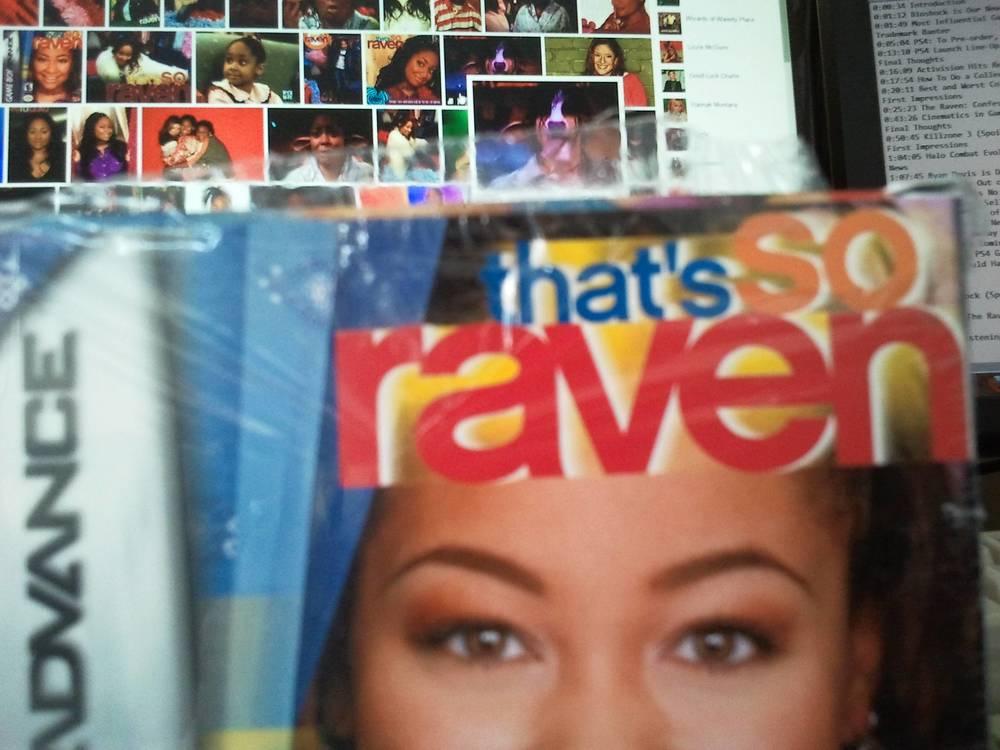 Not that Raven.