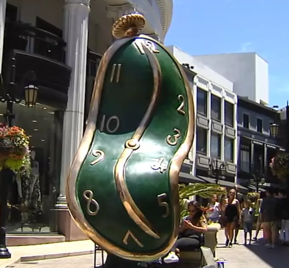 When Dali Invaded Beverly Hills  - 2016