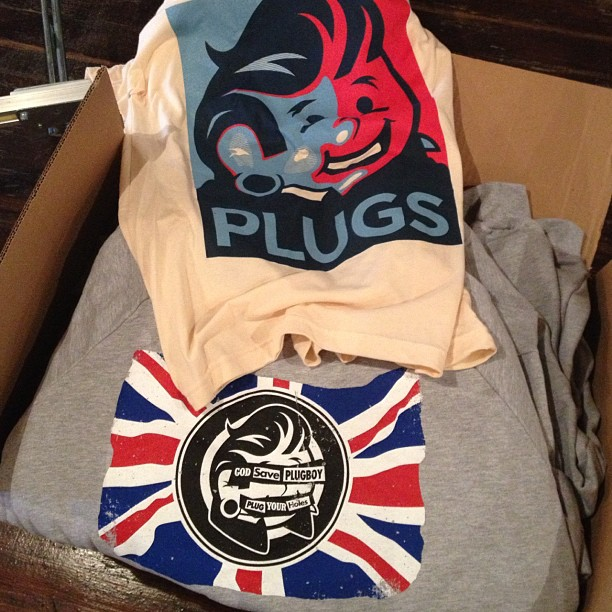 Sneak Peak at some new  Plugyourholes  threads!