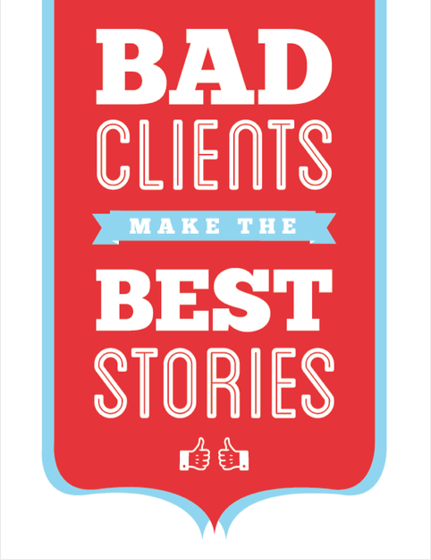 visualgraphic :      Bad Clients