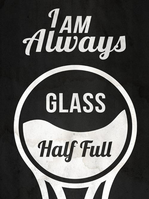 dorsetscouser :      I am always glass half full Writer/Designer: Alister Buss