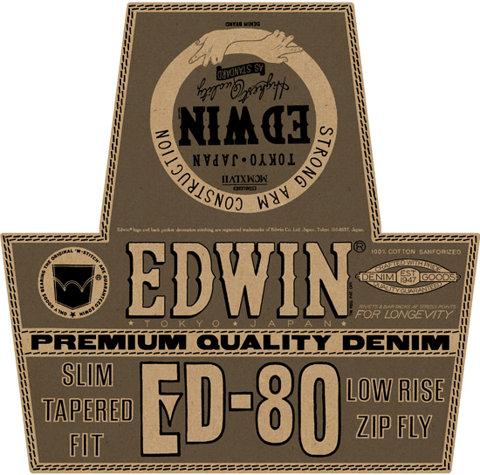 ffffffound: Edwin Europe - Denim - Mens