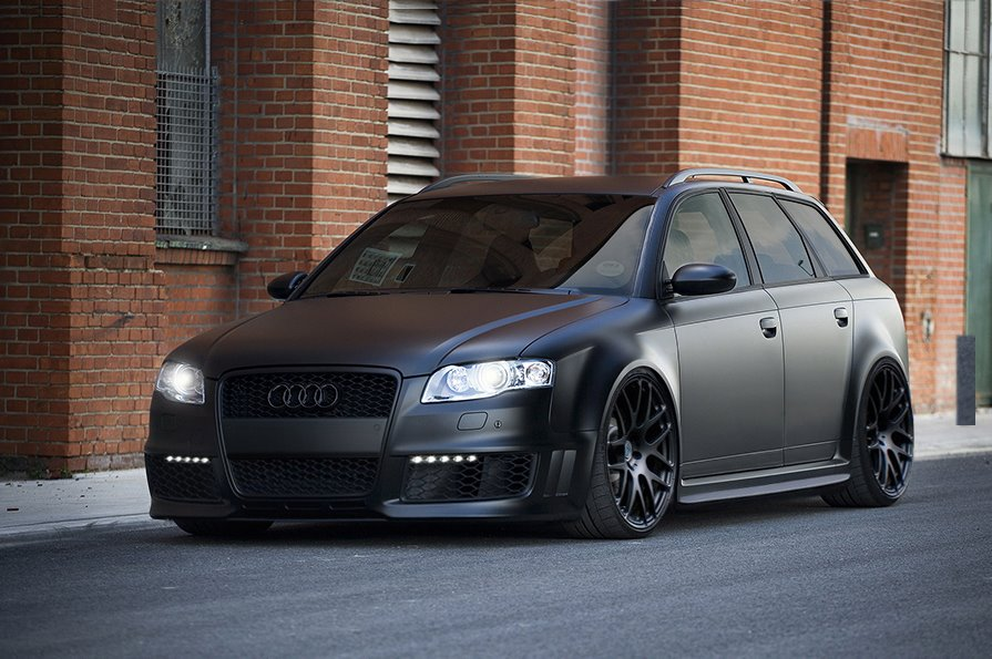 so sexy. RS4!