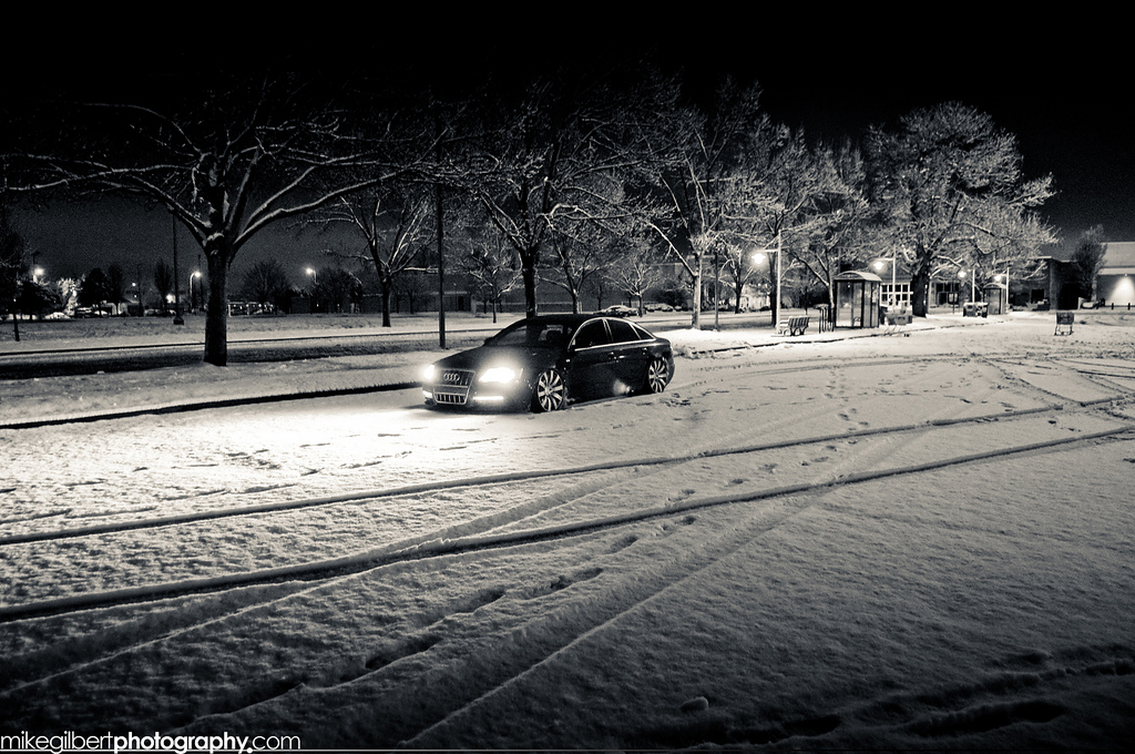 realmikegilbert :     It needs to snow. Last Audi photo tonight- promise.