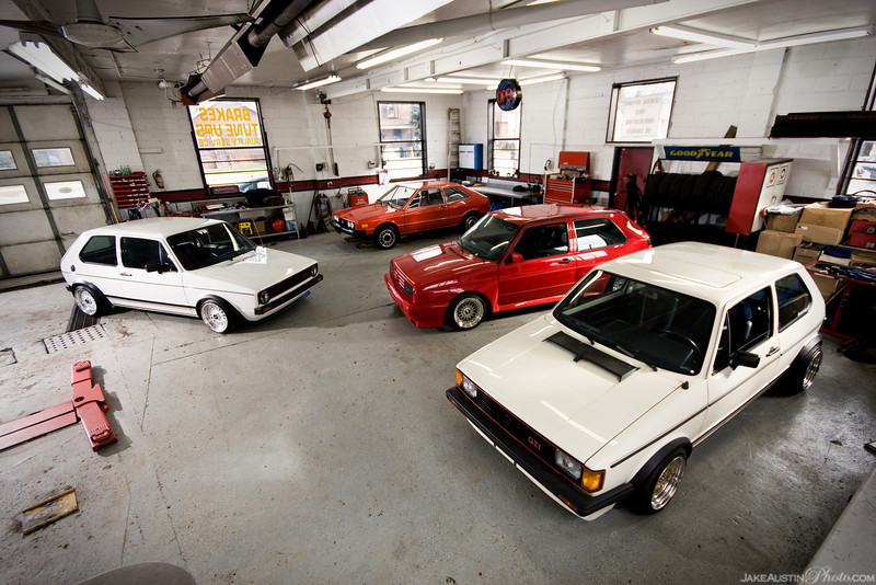 The things I would do to have this garage (and its contents)