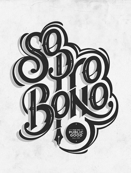 ashtonbancroft :     Have I ever mentioned how much I love custom typography? Because I do. A lot.   (via  Art & Design Inspiration Fix for September 16th 2011 )