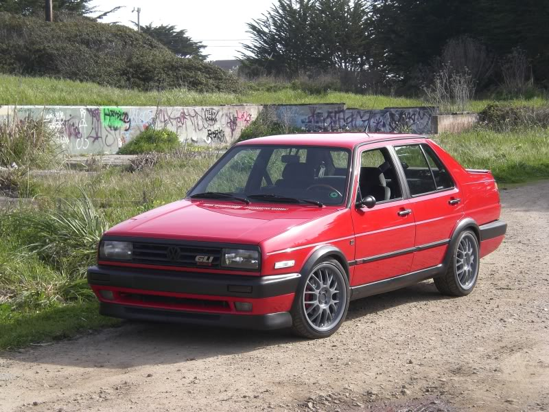 innercityforestfire: MK2 VW Jetta GLi (owned by under the radar via vwvortex.com) WANT WANT WANT WANT iosajflasjfklj WANT!